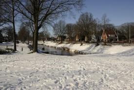 Klazienaveen vanaf Dordsebrug gezien site