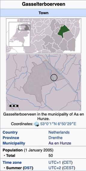 Location GasselterBoereen