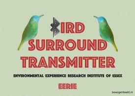 1 Bird Surround Transmitter Euvelgunne bewogenbeeld.nl site